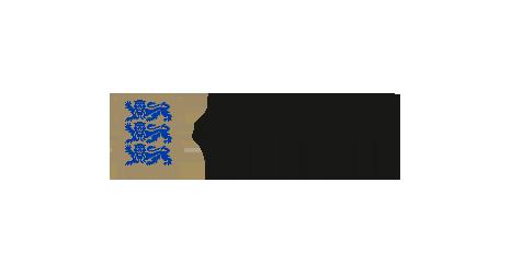 Justiitsministeerium logo